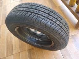 Título do anúncio: Jogo de pneu