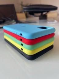 Título do anúncio: Capas iPhone 11 Pro max - 5 unidades
