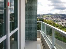 Apartamento com 2 dormitórios à venda, 75 m² por R$ 240.000 - Granbery - Juiz de Fora/MG