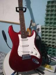 Guitarra ou troco por pedais