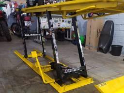 Elevador para motos 350kg ZAP 24 horas fábrica
