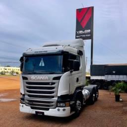Scania R-440 2014 6x4