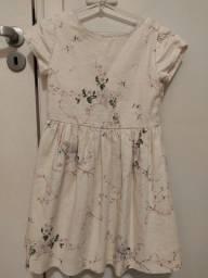 Vestido marca Zara, tamanho 6.