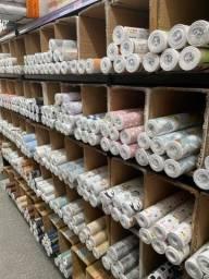 Título do anúncio: Maior variedade de papel parede adesivo