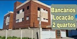 Bancários Locação 2 quartos c/ suíte