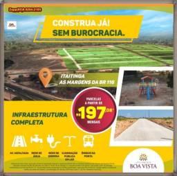 Boa Vista Loteamento- Invista - Ligue $@$@$
