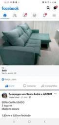 Sofá retrátil e reclinável sob medida ?poltronas leia o anúncio