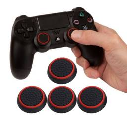 2 Grips De Borracha Controle Ps2 Ps3 Ps4 Xbox One Xbox 360