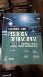 Livro Pesquisa Operacional