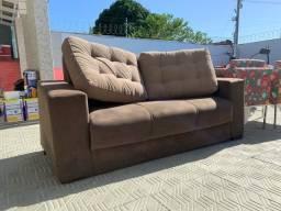 Conjunto de 2 sofás e duas poltronas