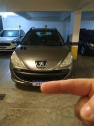Peugeot 207sw financiado