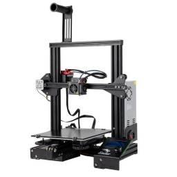 Impressora 3D Creality Ender 3 Nova lacrada com nota fiscal e garantia