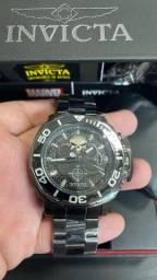 Relógio Invicta Marvel Punisher! Exclusividade novo lacrado