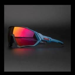 Óculos Kapvoe -PRONTA ENTREGA- polarized 5 lentes