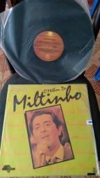 Disco vinil Miltinho