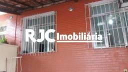Casa de vila à venda com 2 dormitórios em Andaraí, Rio de janeiro cod:MBCV20104