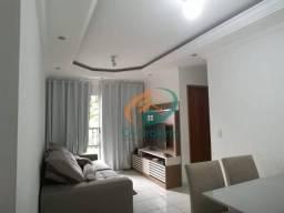 Apartamento com 2 dormitórios à venda, 60 m² por R$ 214.900,00 - Vila Bancária - Guarulhos