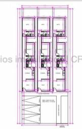 Casa à venda, 1 quarto, 1 suíte, 1 vaga, Jardim Monumento - Campo Grande/MS