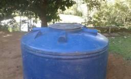 Caixa d'água 2.500 litros