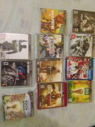 Título do anúncio: Vendo ou Troco Jogos PS3