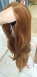 Peruca wig ruiva