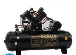 Compressor Schulz 60 pés 435 litros