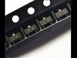 3D smd Transistor ( 30 pcs )