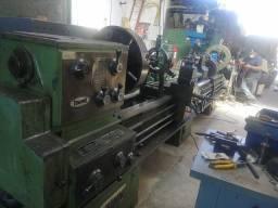 Torno mecânico tonani 4000mm/800mm