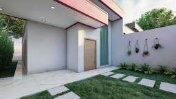 Casa com 2 dormitórios, quintal, fino acabamento. Fachada diferenciada. Águas claras