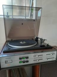 Toca Disco Philips Stéreo 561