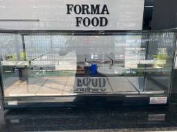 Título do anúncio: Vendo estufa para salgados e chapa metalcubas