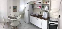 Alugo flat mobiliado