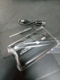 Case Para HD Externo USB 3.0