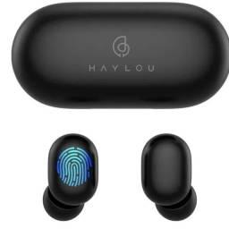 Fone de ouvido sem fio Xiaomi Haylou GT1 novo lacrado
