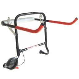 Transportador de bike Porta Malas Com Alça Para 2 Bicicletas