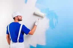Pinturas em aptos e casas