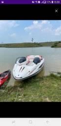 Título do anúncio: Lancha jet boat speedster 200