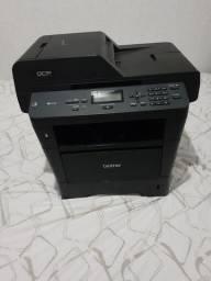Impressora laser multifuncional brother dcp 8157dn