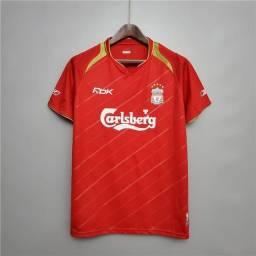 Título do anúncio: Camisa Liverpool Retrô