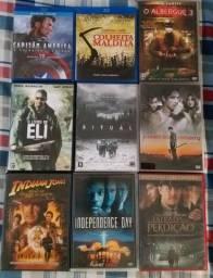 DVD E DVD BLURAY