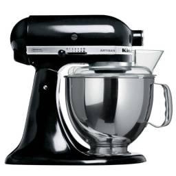 *Profissional*Batedeira Stand Mixer Artisan - Onyx Black - 220V