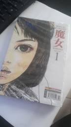 Mangá witches VOL 1