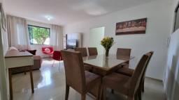 Lindo  Apartamento de 3 quartos Mobiliado 50mt da Mar