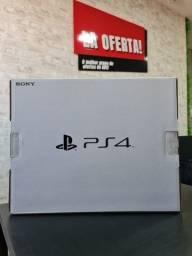 Título do anúncio: Playstation 4 1T lacrado com nota fiscal 12x sem juros