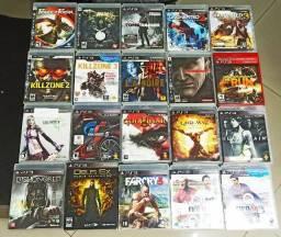 Jogos de Playstation 3 - PS3