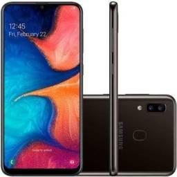 Galaxy A20 32GB usado (sw celulares)