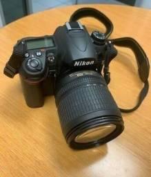 Nikon D7000 + 18-105mm + 75-300mm