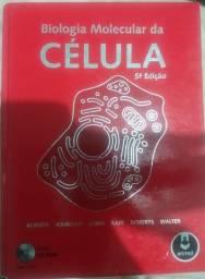 Venda de Livro: Biologia Molecular da Célula 5° Edição