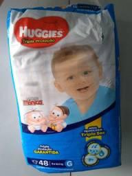 Fralda Huggies Triple Sec 48 Unidades