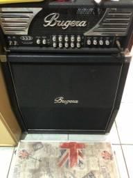 Bugera 333 + Caixa 4x12 + hard case head